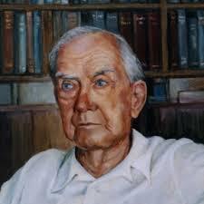 Portrait of G.Greene by Margaret Wood | www.chilternsaonb.org       www.chilternsaonb.org