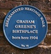 Plaque on Birthplace | commons.wikimedia.org