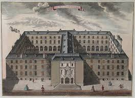Guy's Hospital by John Stow 1755. | commons.wikimedia.org