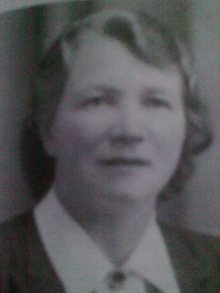 Harriet Rose Ferris.   Image from