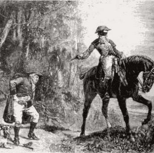 George McNamara | https://commons.wikimedia.org/wiki/File:Highwayman.jpg