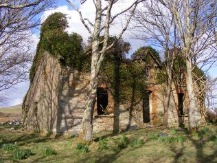 George Hope's House in Knockloughra | Cusack Family