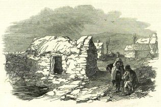 Living Conditions. | Illustrated London News, 20 Feb 1847.