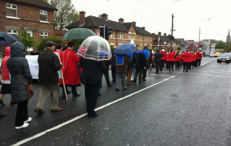 May Day Procession