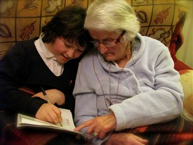 Inspector Granny Morse: Commended Online Entry 3rd/4th class category