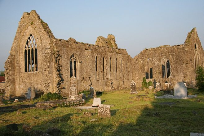 Athenry Dominican Priory | Gerry Ahern