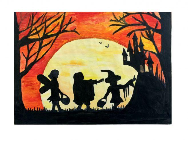 Halloween by Roisín Gavin
