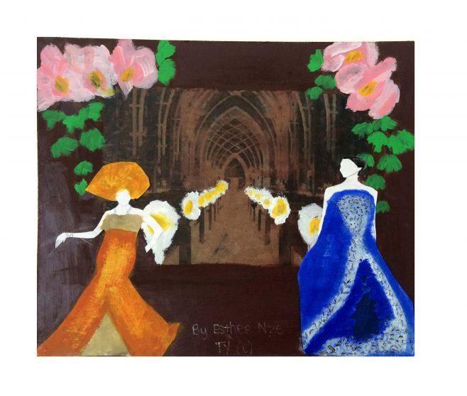 Bridal Dresses by Ester Nze