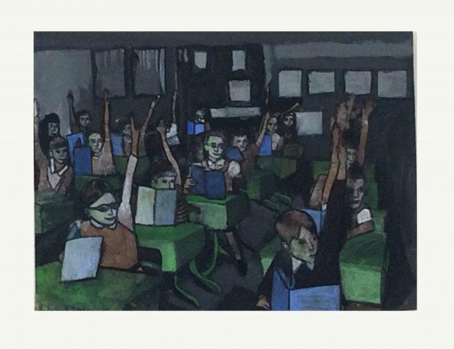 Classroom by Haidee Doyle