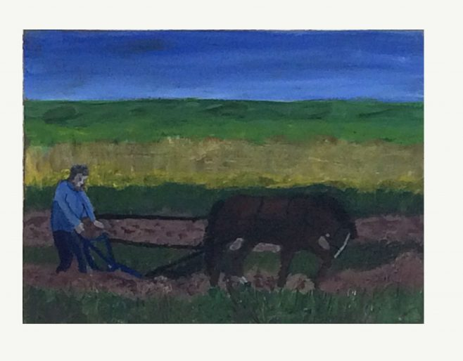 Ploughing Time by Shauna Redmond