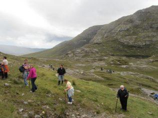 Máméan Pilgrimage | Aoife O'Toole
