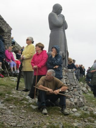 Statue of St. Patrick | Aoife O'Toole