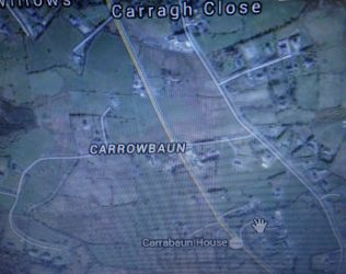 Carrowbaun, Martin John loved to farm on the land at Carrowbaun that his mother purchased | http://www.irelands-directory.com