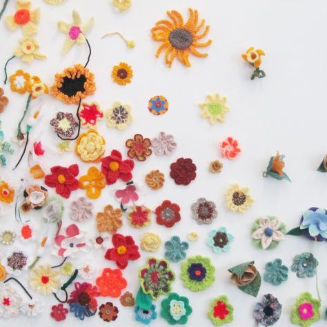 Flowers by the Knitting Circle | Aoife O'Toole