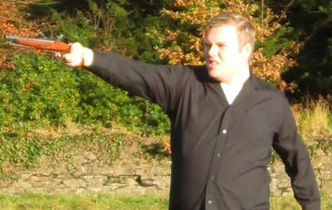 Heritage Trail Stop 3: Daniel O'Connell - 'The Duel'