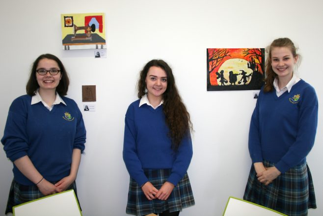 The Launch of the ARTefacts Exhibition