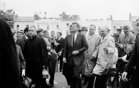 President Kennedy in Galway