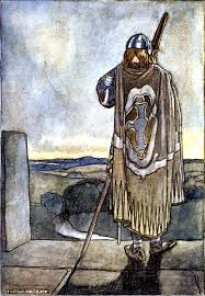 Illustration of Finn by Stephen Reid | commons.wikimedia.org