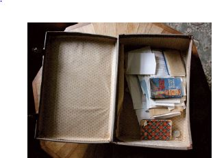 Patrick Burkes Suitcase | Achill Link magazine 2015