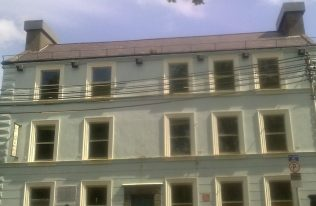 Imperial Hotel, Castlebar | Author's Personal Photo