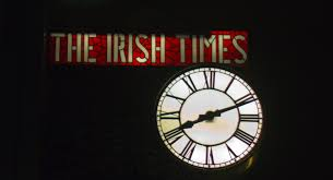 Irish Times Newspaper | commons.wikimedia.org