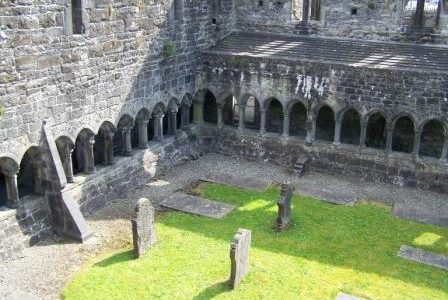 The Early History of The Priory of the Holy Cross