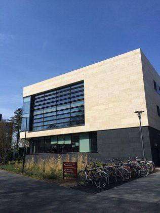 James Hardiman Library, NUIG, Galway | wikipediacommons