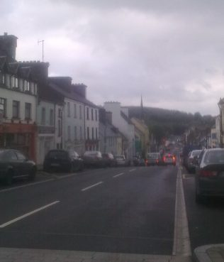 James Street from Octogan   Author's Personal Photo