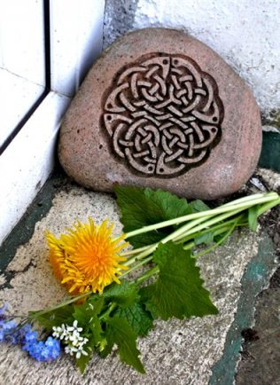 Flowers / May Bough | Jane Brideson