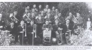 Brass and Reed Band, Foxford | Michael Staunton