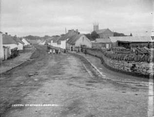 The townland of Athboy | Courtesy of National Library of Ireland