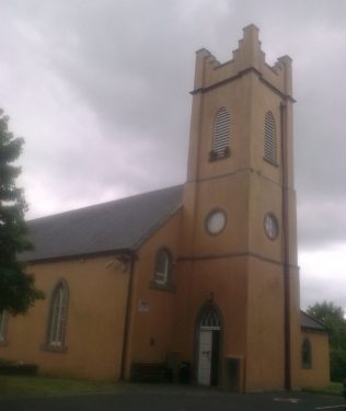 Ballinrobe Church of Ireland | Author's Personal Photo
