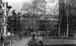 1948 Guy's Hospital, London   commons.wikimedia.org