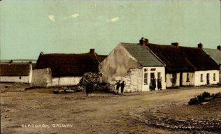 Lynskey Workshop, Claddagh, c. 1920s. | Courtesy of Greg Quinn.