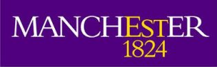 Manchester University Logo. | commons.wikimedia.org