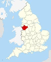 Map of Cheshire District. | commons.wikimedia.org