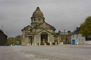 Market House Dunlavin - Built in 1743 - Designed by Richard Cassels - now a library | Dunlavin Tidy Towns