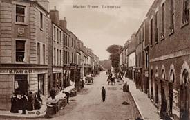 Photos of Market Street, Ballinrobe (now Main St)