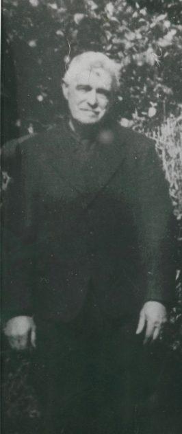 Pat McLoughlin abt 1946 | McLoughlin Family