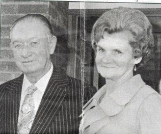 Pat and Doris McNicholas   Personal Collection