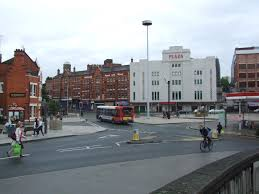 Mersey Square, Stockport.   commons.wikimedia.org