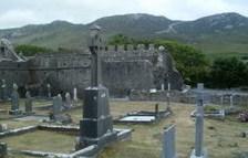 Murrisk Abbey Graveyard | Dympna Joyce.