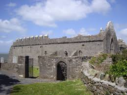 Murrisk Abbey, Co. Mayo. | commons.wikimedia.org