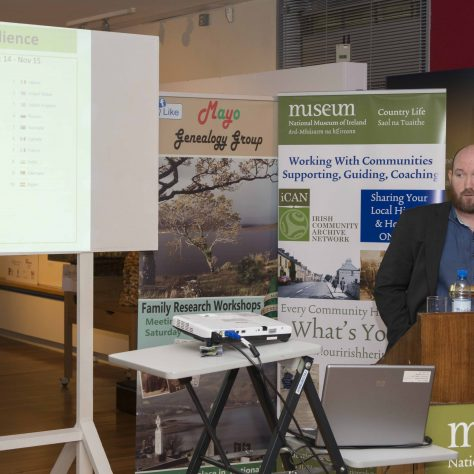 Tom Doyle National Museum of Ireland: Introduction to project | Michael McLoughlin