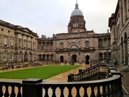 Old College Edinburgh University | commons.wikimedia.org