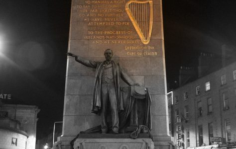 Heritage Trail Stop 4: Charles Stewart Parnell - the O'Connell Street Statue