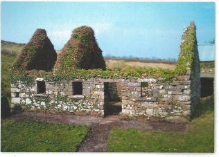 John Flynn's Cottage as it stood in 2012 | Ann McGuigan