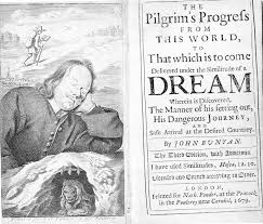 Pilgrim's Progress by John Bunyan, 1679 | commons.wikimedia.org