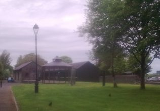 Railway Museum at Park, Kiltimagh   Author's Personal Photo