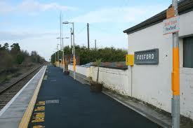 Railway Station Foxford | commons.wikimedia.org